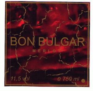 BON BULGAR MERLOT