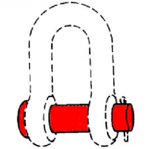 red shackle
