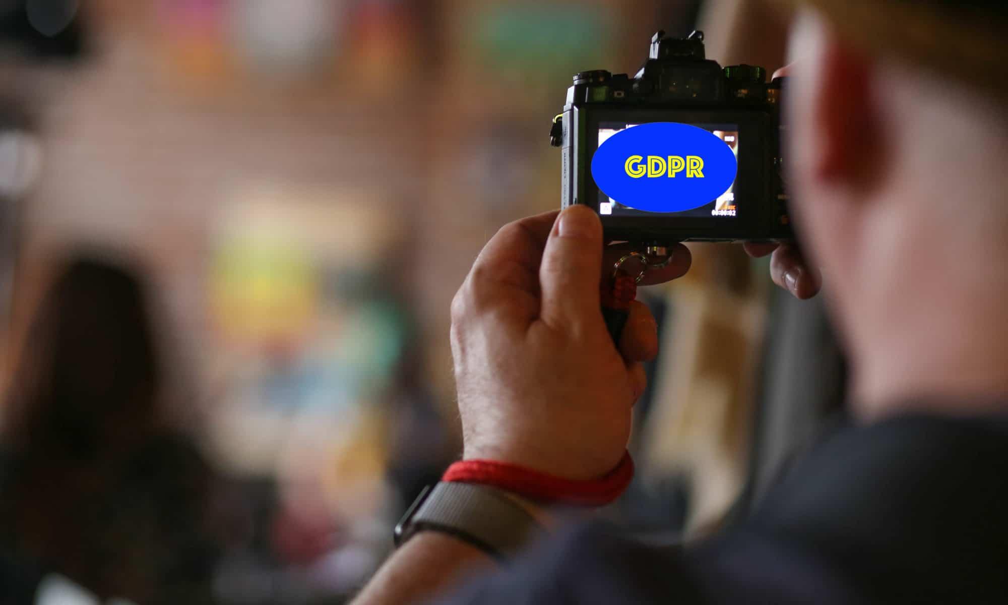 GDPR: какво се променя за фотографите?